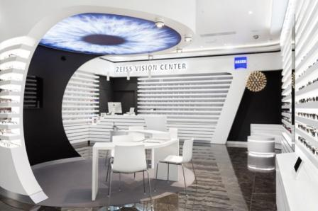 Проект Zeiss Vision Center
